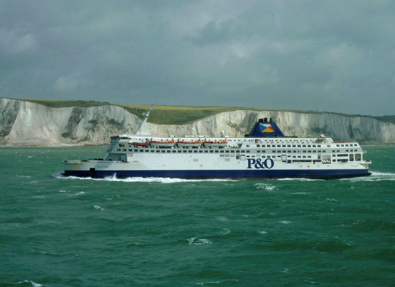 Duinkerken Dover Calais per Ferry