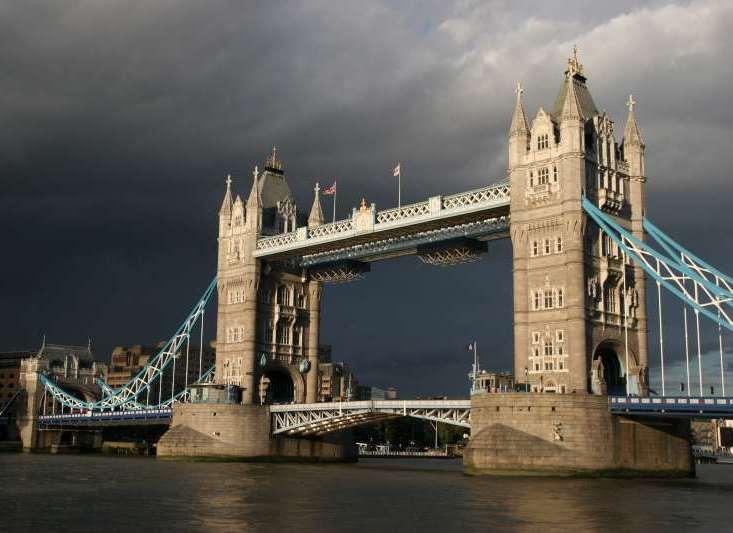 Met de boot naar Londen
